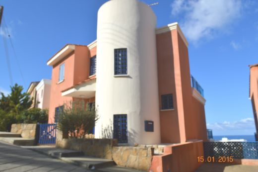 Immaculate 3 Bedroom Detached with stunning Sea views in  Chlorakas