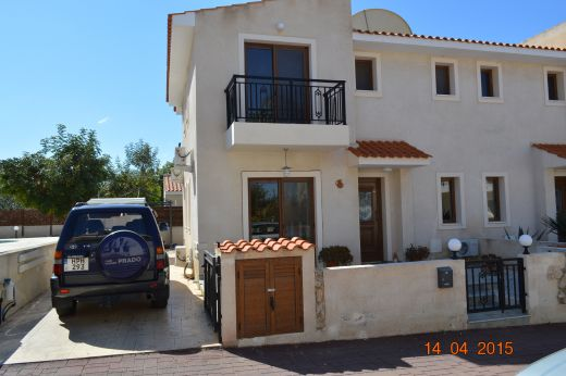 3 Bedroom Semi-Detached Villa with Hot Tub  in Tremithousa village