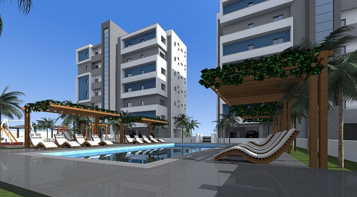 Luxurious 2 & 3 Bedroom Apartments for sale in Quaint Area of Ayios Tychonas in Limassol