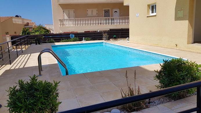 1 Bedroom Apartment with Sea view in Peyia, Paphos