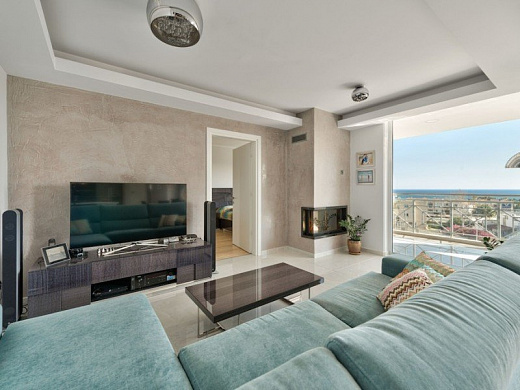 Three bedroom apartment in Limassol, East Beach