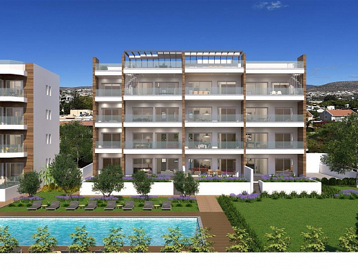 Block of Apartments,Walking Distance to the Sea - Limassol