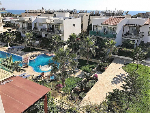 Beautiful 2 Bedroom Apartment in stunning Complex for sale in Tomb of the Kings Area - Paphos