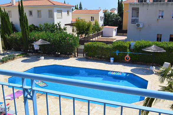 For Sale 2 Bedroom Maisonette in Well-known Complex in Universal Area - Paphos