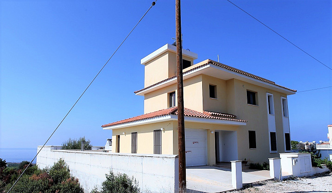 3 Bedroom Villa for sale in the stunning area of Sea Caves - Peyia