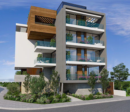Spacious apartments in New complex, Mesa Yitonia -Limassol
