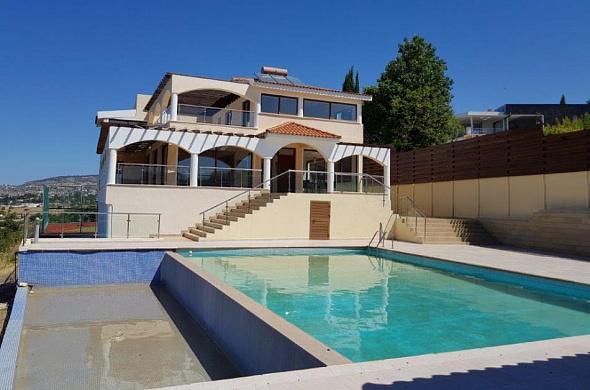 Stunning 8 Bedroom Villa with panoramic sea views - Potima, Paphos