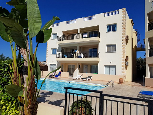 Delightful 2 Bedroom Apartment at Tombs of the Kings Area, Paphos