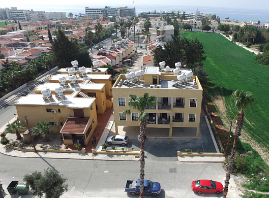 Complex of Hotel Apartments for sale in Kato Paphos